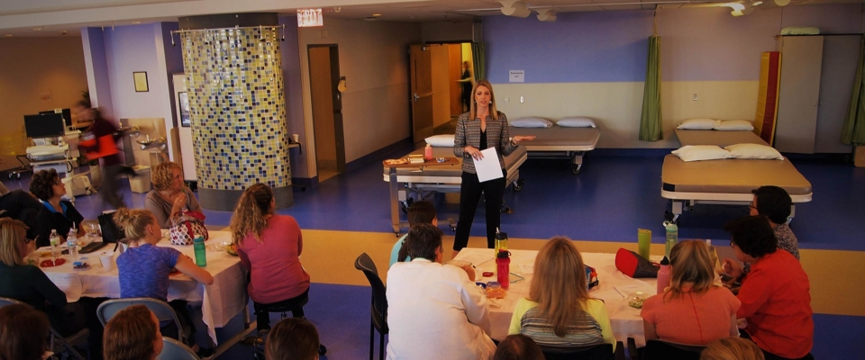 dr allison teaching 2