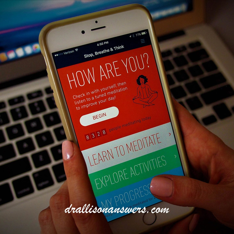 My Favorite Mindfulness + Meditation App and 5 Reasons I Love It