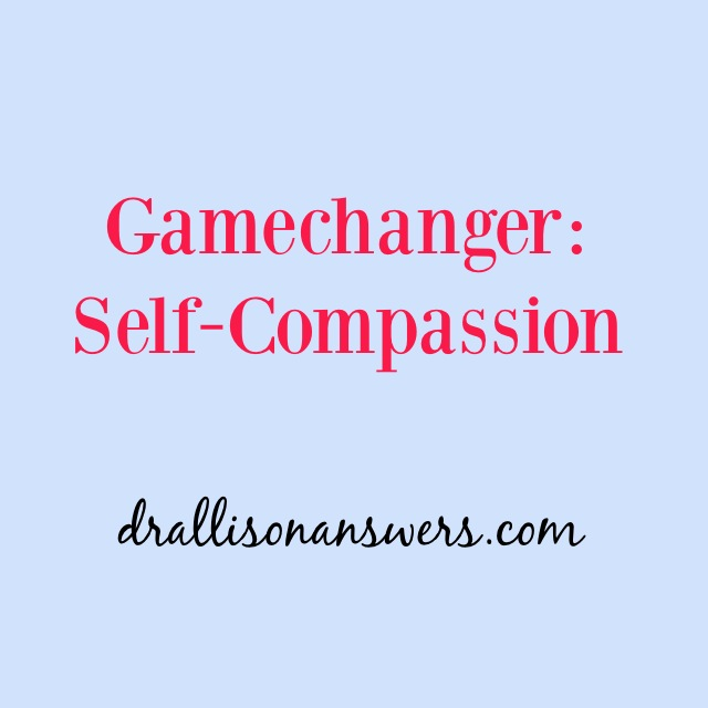 "Gamechanger: ""Self-Compassion"" by Kristin Neff"