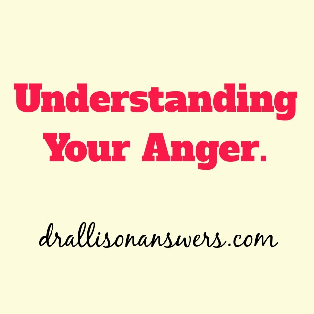 Understanding Your Anger, There's More To The Story Than You Think