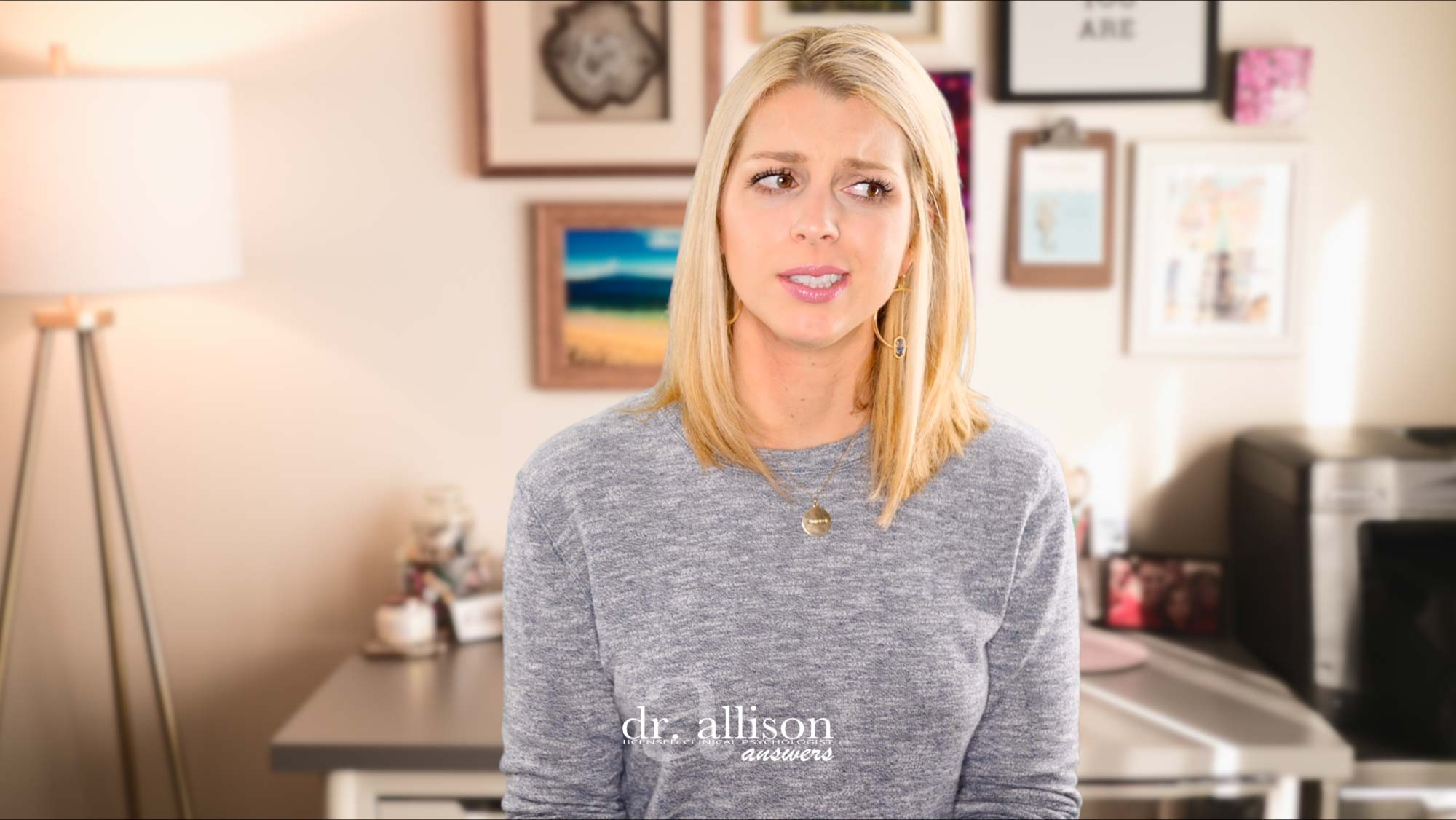Is It OK to Feel Bad When Other People Have It Worse? via Dr. Allison Answers