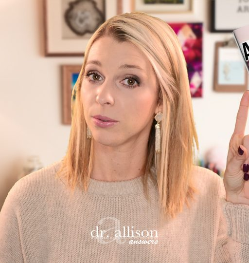 The Worst Thing for Anxiety (And You're Probably Doing It!) via Dr. Allison Answers