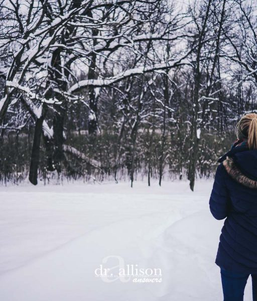 Say Goodbye to Holiday Stress with This Simple Question, via Dr. Allison Answers