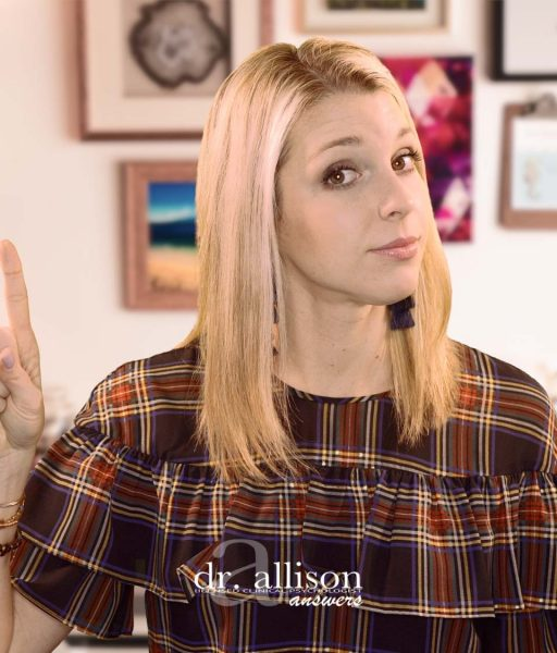 The Single Word That Can Reduce Your Anxiety, via Dr. Allison Answers