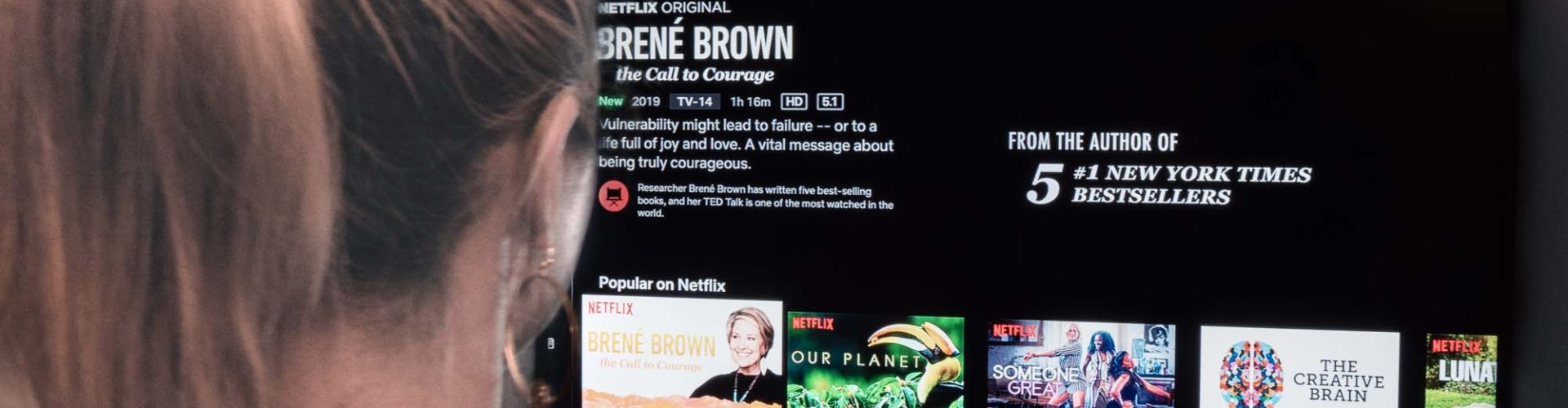 5 Life-Changing Takeaways from Brené Brown's Netflix Special
